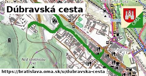 Dúbravská cesta, Bratislava