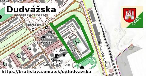 Dudvážska, Bratislava