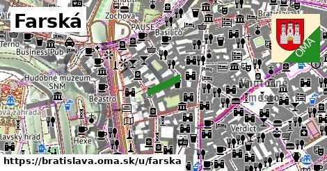 Farská, Bratislava