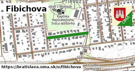 Fibichova, Bratislava