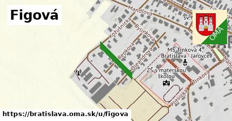 Figová, Bratislava