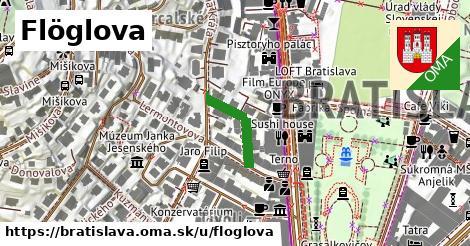 Flöglova, Bratislava