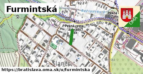 Furmintská, Bratislava