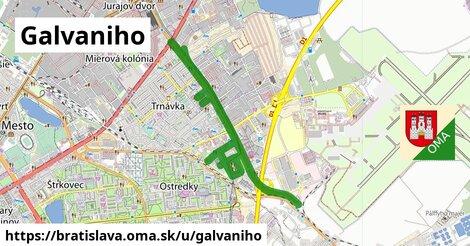 ilustrácia k Galvaniho, Bratislava - 6,7km