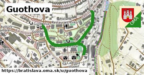 Guothova, Bratislava