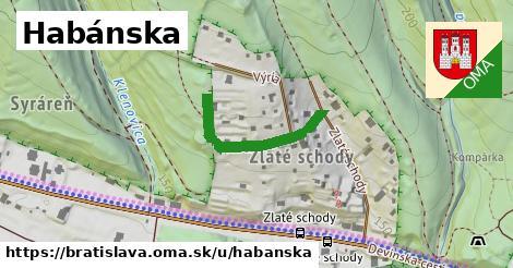 ilustrácia k Habánska, Bratislava - 249m