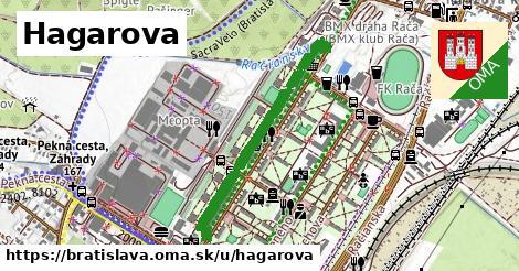 Hagarova, Bratislava