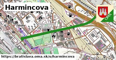 ilustrácia k Harmincova, Bratislava - 1,05km