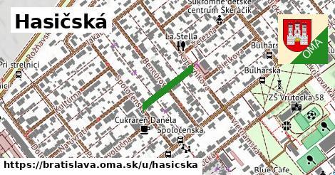 Hasičská, Bratislava