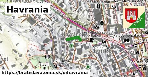 ilustrácia k Havrania, Bratislava - 117m