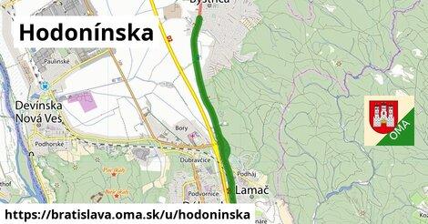 ilustrácia k Hodonínska, Bratislava - 6,3km