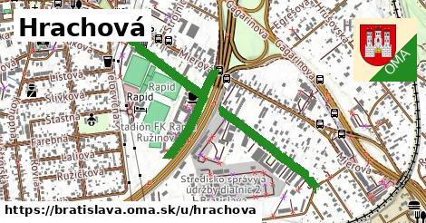 Hrachová, Bratislava