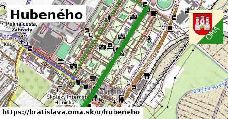 Hubeného, Bratislava