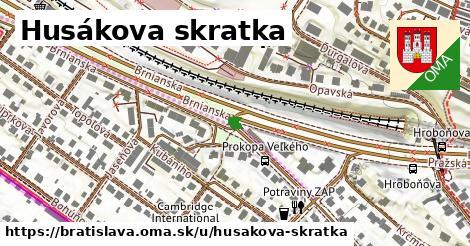 Husákova skratka, Bratislava