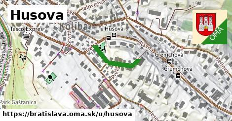 Husova, Bratislava