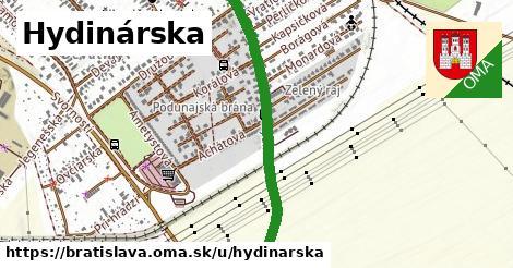 Hydinárska, Bratislava