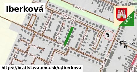Iberková, Bratislava
