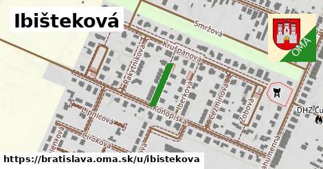 Ibišteková, Bratislava