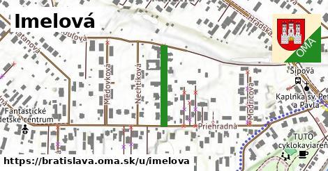Imelová, Bratislava