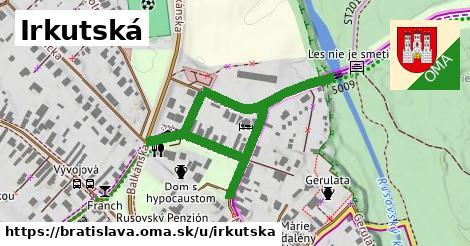 Irkutská, Bratislava
