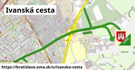 ilustrácia k Ivanská cesta, Bratislava - 5,5km