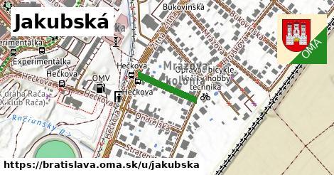 Jakubská, Bratislava
