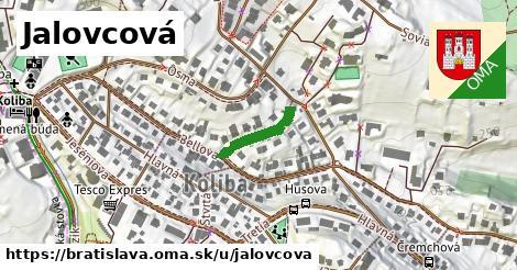 Jalovcová, Bratislava
