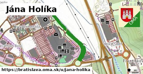 Jána Holíka, Bratislava