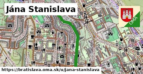 Jána Stanislava, Bratislava
