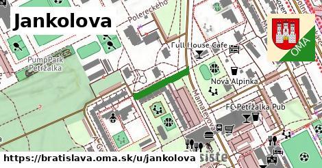 Jankolova, Bratislava