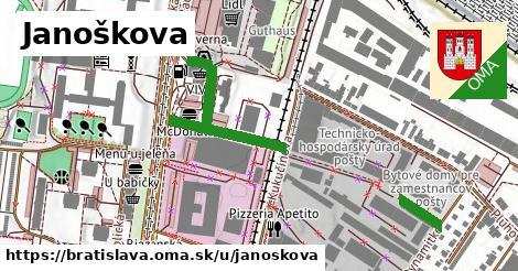 Janoškova, Bratislava