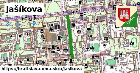 Jašíkova, Bratislava