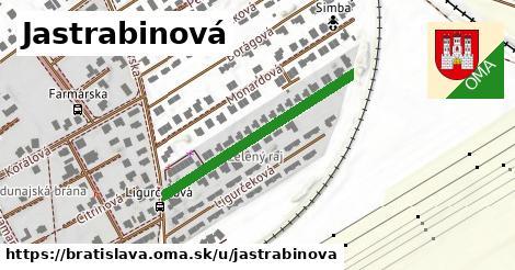 Jastrabinová, Bratislava