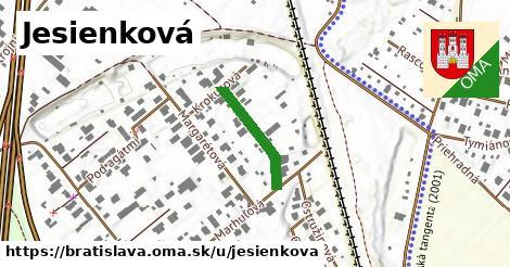 Jesienková, Bratislava