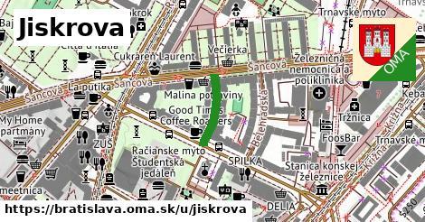 Jiskrova, Bratislava