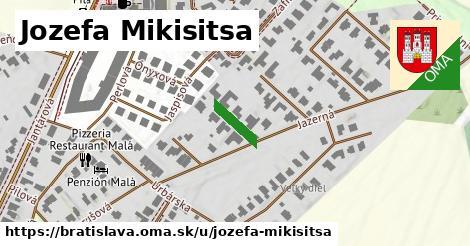 Jozefa Mikisitsa, Bratislava