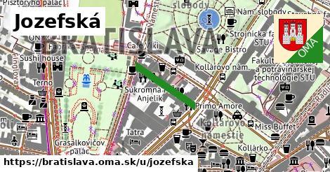 Jozefská, Bratislava