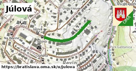 Júlová, Bratislava