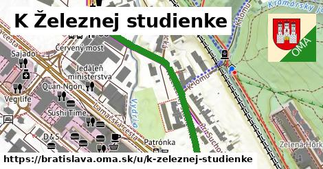 K Železnej studienke, Bratislava