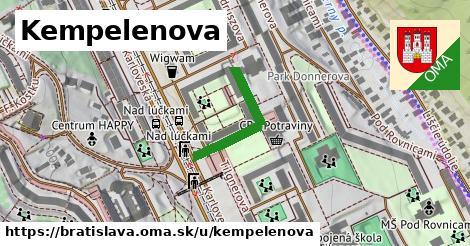 Kempelenova, Bratislava