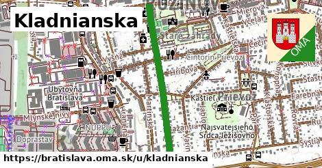Kladnianska, Bratislava