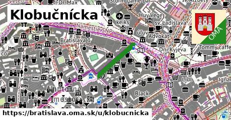 Klobučnícka, Bratislava