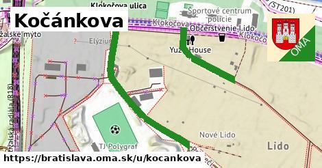Kočánkova, Bratislava
