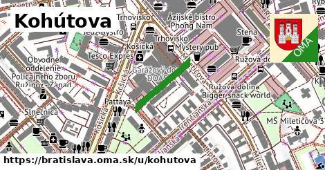 Kohútova, Bratislava