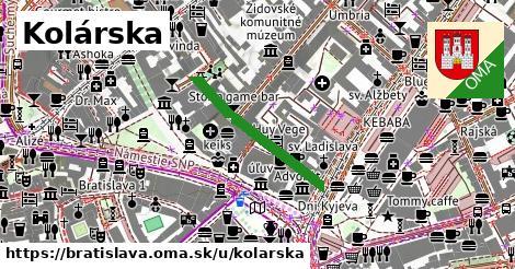 Kolárska, Bratislava