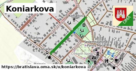 Koniarkova, Bratislava