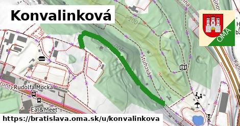 ilustrácia k Konvalinková, Bratislava - 416m