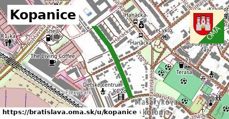 Kopanice, Bratislava