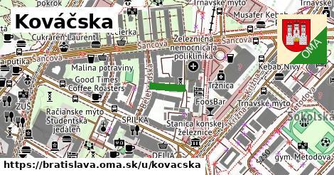 Kováčska, Bratislava