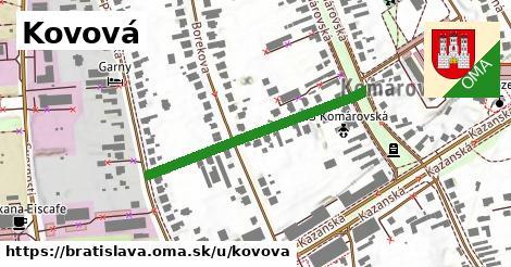 Kovová, Bratislava